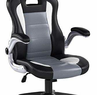 41sS7rTn2cL 336x330 - SONGMICS Bürostuhl Chefsessel Drehstuhl Computerstuhl Höhenverstellung office Stuhl Polsterung wegklappbare Armlehne OBG28G