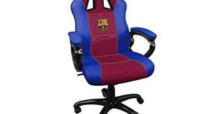 Subsonic SA5496 12 Gaming Schalensitz Gamer Stuhl mit ergonomischem Sitz 310x165 - Subsonic SA5496-12 Gaming Schalensitz - Gamer Stuhl mit ergonomischem Sitz - Drehbarer Büro- und Spielstuhl Fc Barcelona