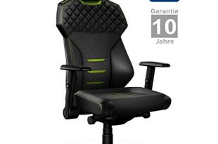BACKFORCE One – Premium Gaming StuhlSchreibtischstuhl mit optimaler Ergonomie fuer 310x205 - BACKFORCE One – Premium Gaming Stuhl/Schreibtischstuhl mit optimaler Ergonomie für langes Sitzen – Gaming Chair Made in Germany – Entwickelt mit E-Sports Profis für Gamer